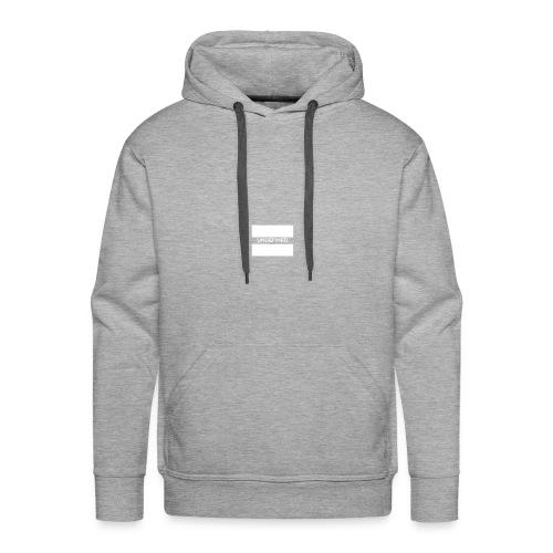 Undefined Logo Line - Men's Premium Hoodie