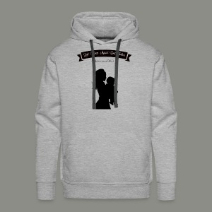Real Women Support Good Fathers - Men's Premium Hoodie