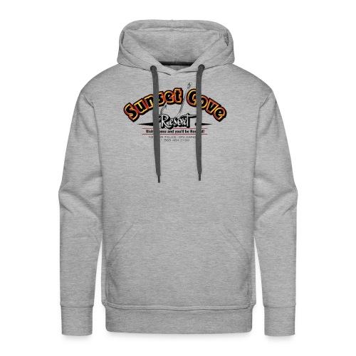 Sunset Cove - Men's Premium Hoodie