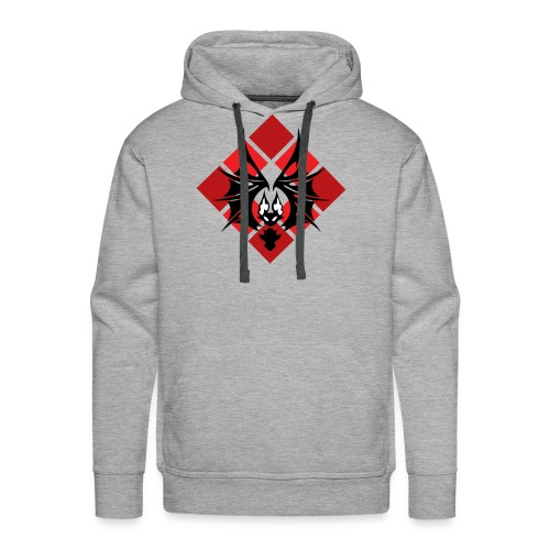simple logo - Men's Premium Hoodie