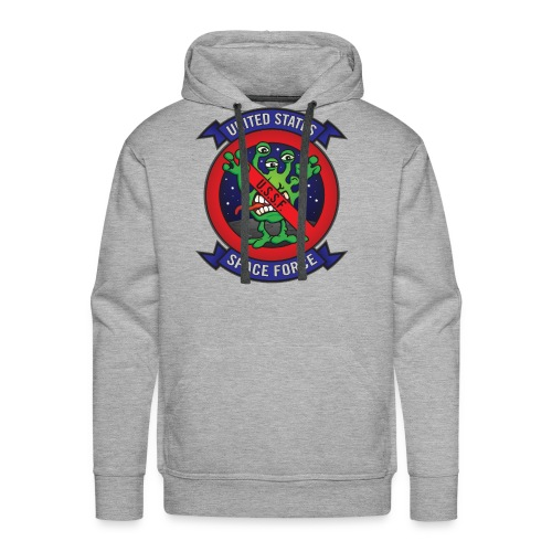 United States Space Force U.S.S.F. - Men's Premium Hoodie
