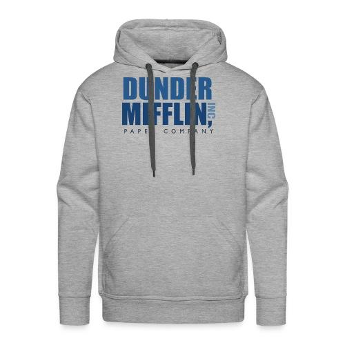 dunder mifflin - Men's Premium Hoodie