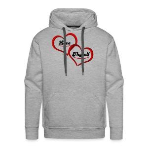 Love Thyself - Men's Premium Hoodie