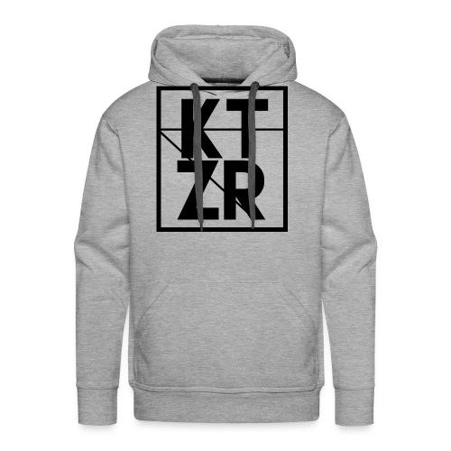 KTZR Logo - Men's Premium Hoodie