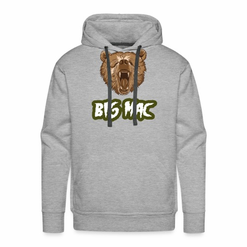 Big Mac Spirit Animal - Men's Premium Hoodie