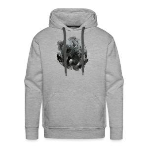 Vintage Reel Shirt - Men's Premium Hoodie