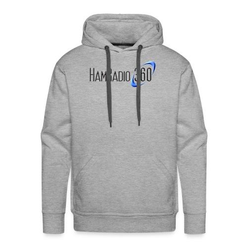 Ham Radio 360 Official Logo Gear - Men's Premium Hoodie