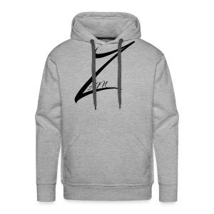 The Zain Logo - Men's Premium Hoodie