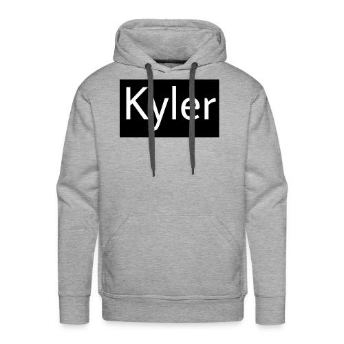 Kyler Logo - Men's Premium Hoodie