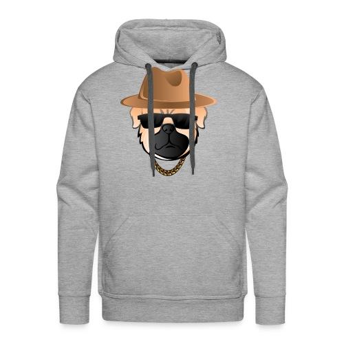 Classic Pug - Men's Premium Hoodie