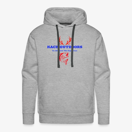 Its all about the experience - Men's Premium Hoodie