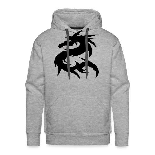 Dragon Nepal T-shirt - Men's Premium Hoodie