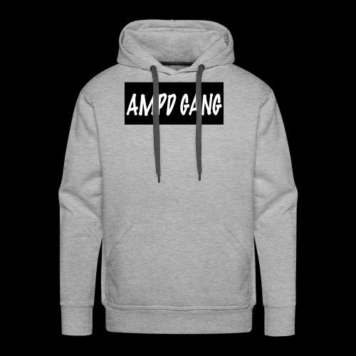 AMPD GANG HOODIE - Men's Premium Hoodie