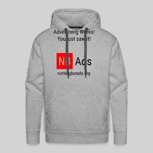Advertising Works! - Men's Premium Hoodie
