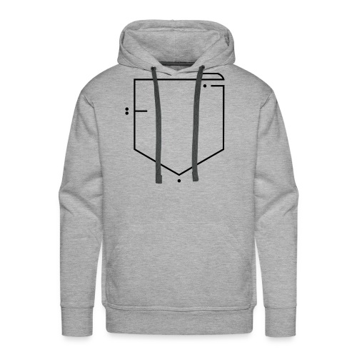 poche جيب - Men's Premium Hoodie