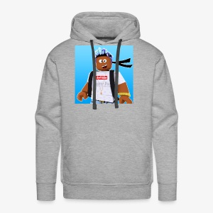 Roblox Avatar Graphic - Men's Premium Hoodie