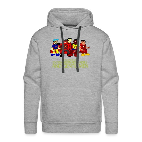The League of Extraordinary Ladies and Gentlemen - Men's Premium Hoodie