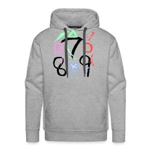 The official 789 Logo - Men's Premium Hoodie