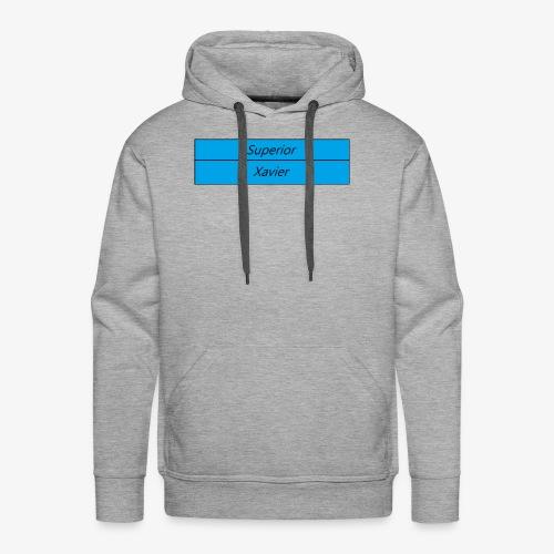 new logo tee - Men's Premium Hoodie