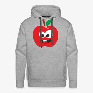 Red apple - Men's Premium Hoodie