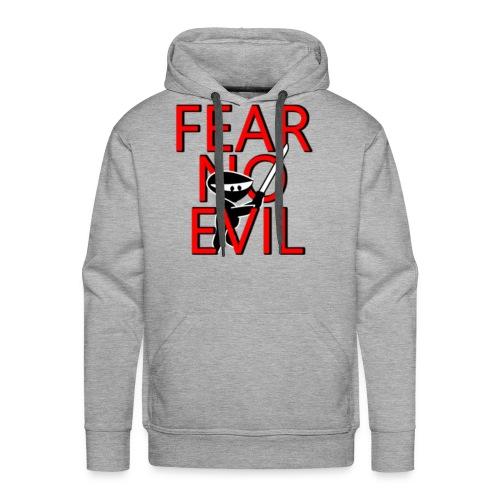 FEAR NO EVIL - Men's Premium Hoodie