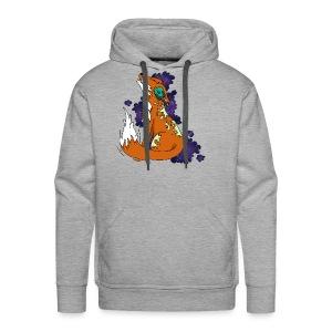 music Fox - Men's Premium Hoodie