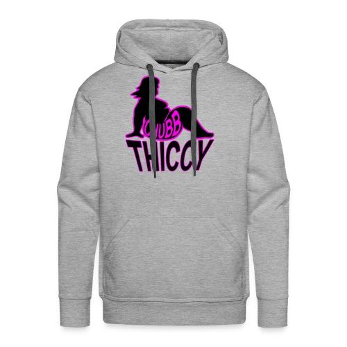 Chubb Thiccy - Men's Premium Hoodie
