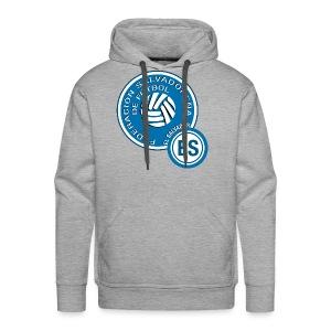 El Salvador National Soccer Team Hoodie - Men's Premium Hoodie