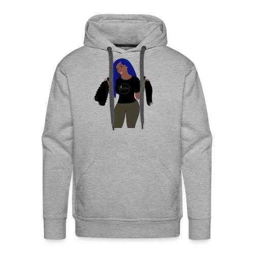 JeiDior Illustration - Men's Premium Hoodie