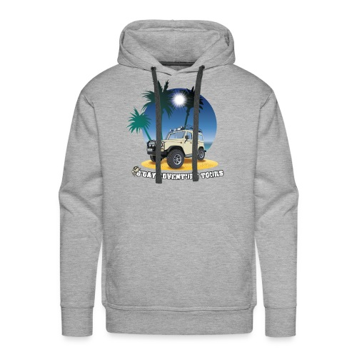 G'day Adventure Tours - Men's Premium Hoodie