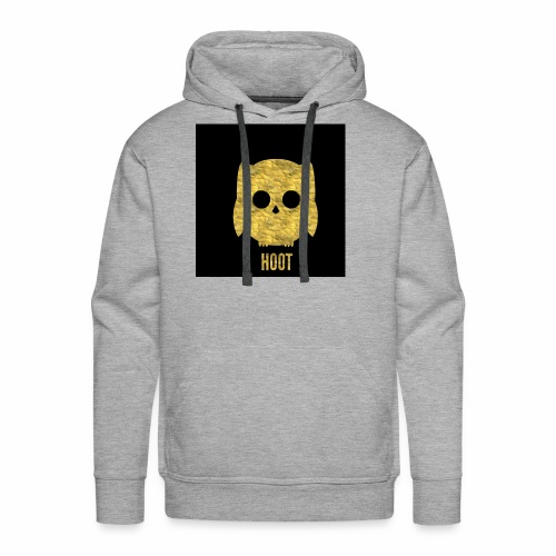 Hoot - Men's Premium Hoodie