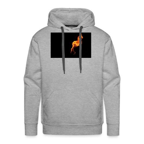 la flame - Men's Premium Hoodie