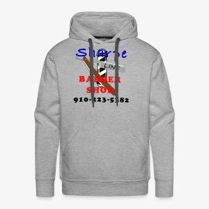 Sharpes logo - Men's Premium Hoodie