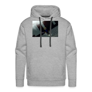 Dreadfuls designed shirt - Men's Premium Hoodie
