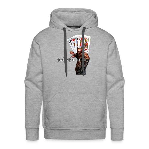 Jack of All Trades - Men's Premium Hoodie