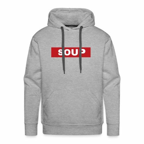 SOUP - Men's Premium Hoodie