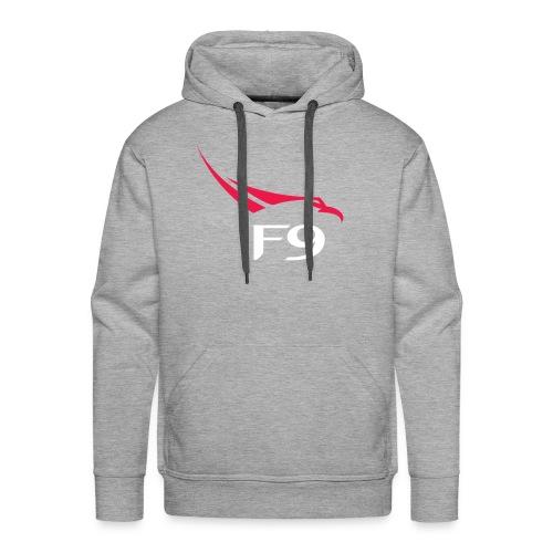 SpaceX Falcon Heavy logo - Men's Premium Hoodie