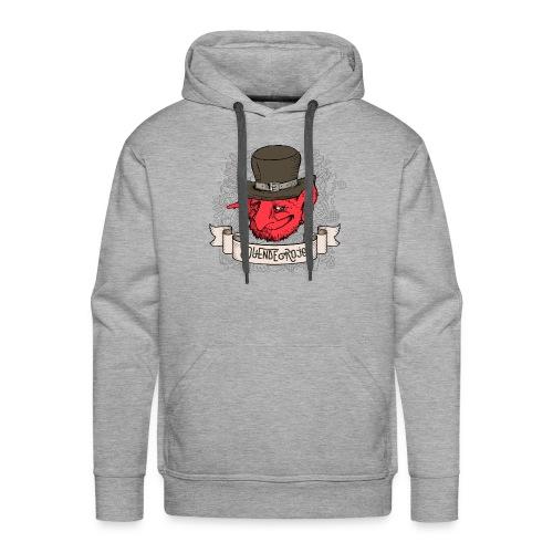 Duende Rojo - Men's Premium Hoodie