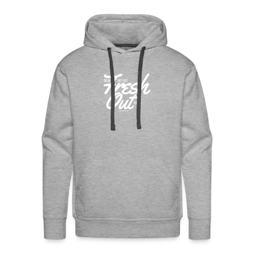 Fresh Out Beats Logo 24 - Men's Premium Hoodie