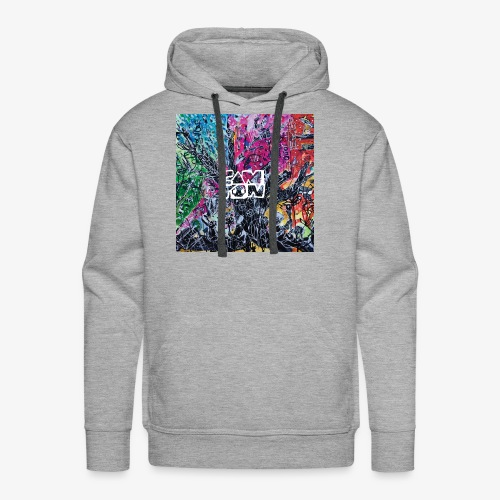 MIRS - CANYON Album Art - Men's Premium Hoodie