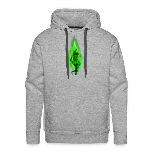 -=Corrupt=- Logo - Men's Premium Hoodie