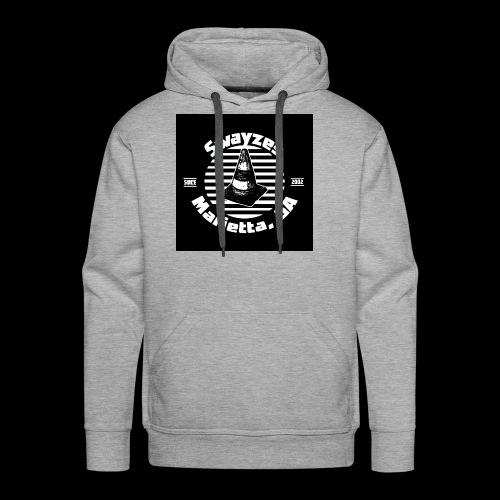SWAYZE'S VENUE 15TH Anniversary LOGO! - Men's Premium Hoodie