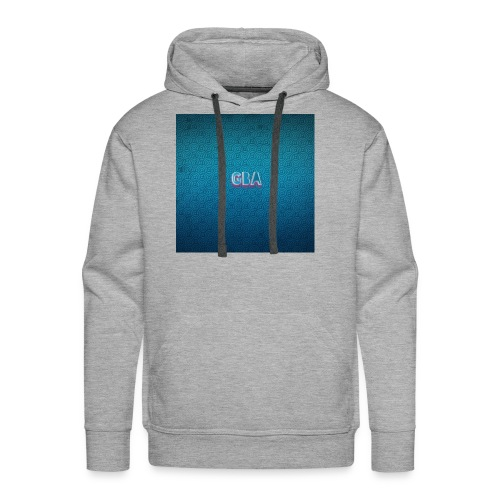 COLORFUL GBA - Men's Premium Hoodie