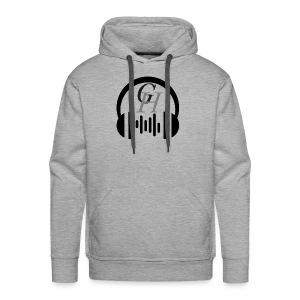 GH headphone design - Men's Premium Hoodie