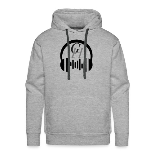 GH headphone design - Men's Premium Hoodie
