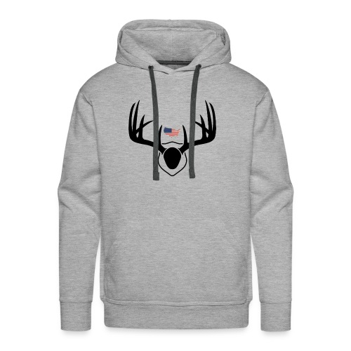 FREE TO HUNT - Men's Premium Hoodie