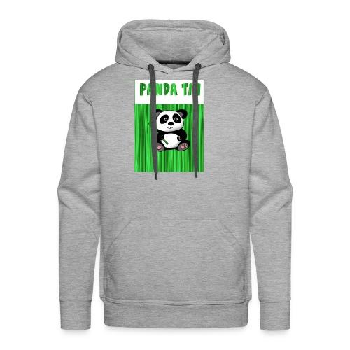 Panda Tim - Men's Premium Hoodie