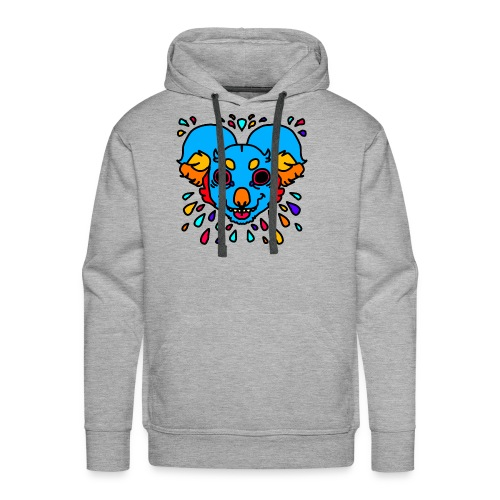 koala acid - Men's Premium Hoodie