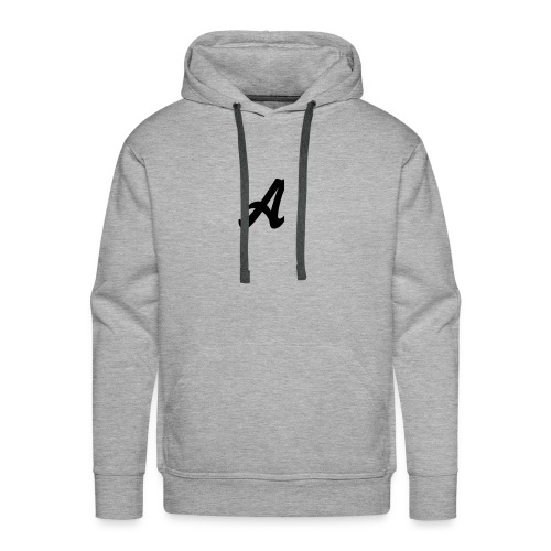 A Logo - Men's Premium Hoodie