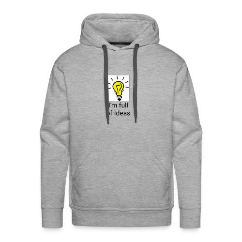 Full of Ideas Apparel - Men's Premium Hoodie